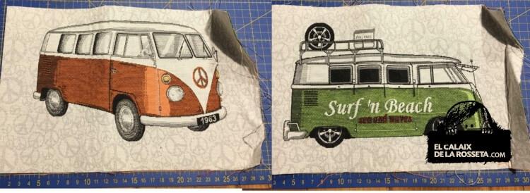 Neceseres Volkswagen Vintage para Maria José