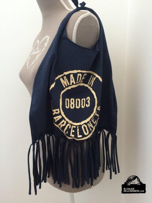 de camiseta a bolso, Barceloneta 08003