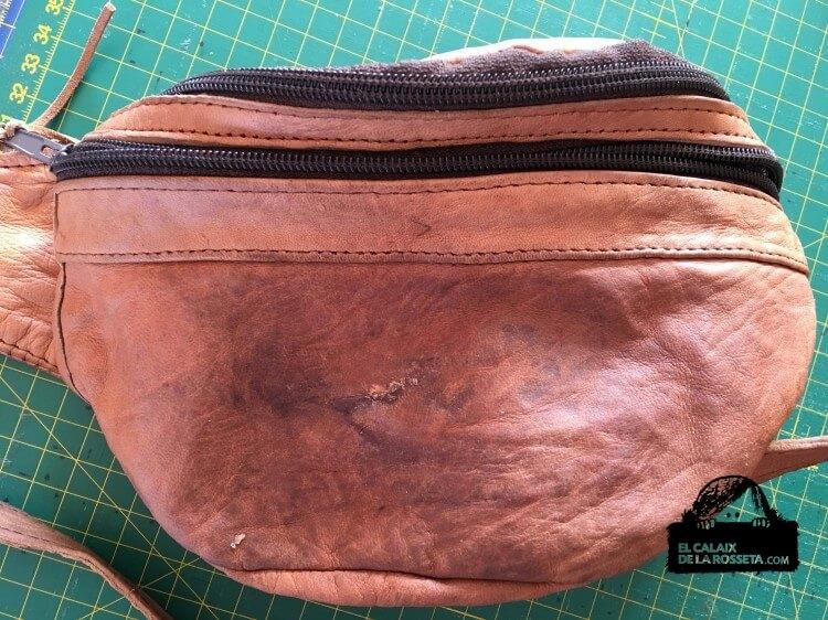 Reparación de mi bolso de piel