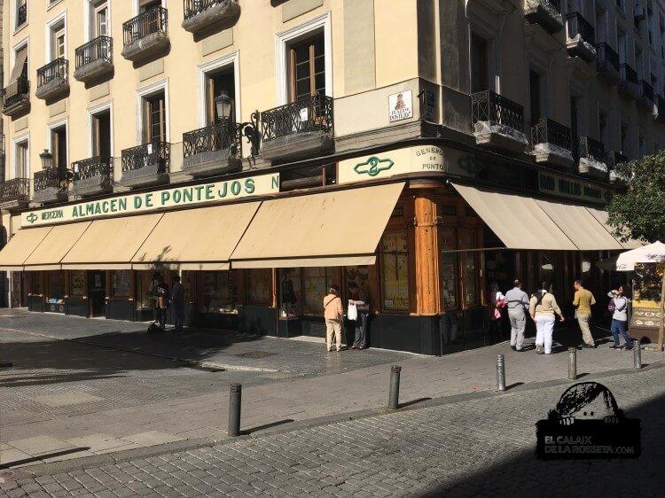 Mi visita a Madrid en manualidades...