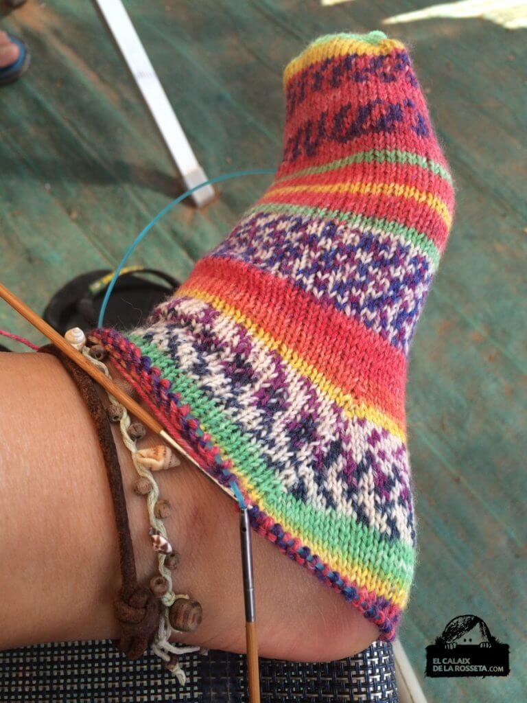 Mis primeros calcetines 8