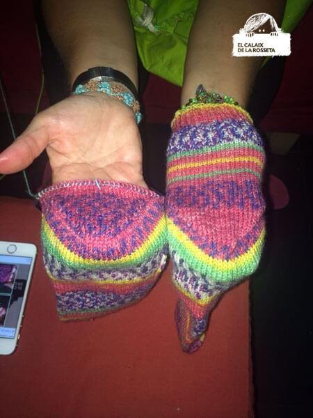 Mis primeros calcetines 15