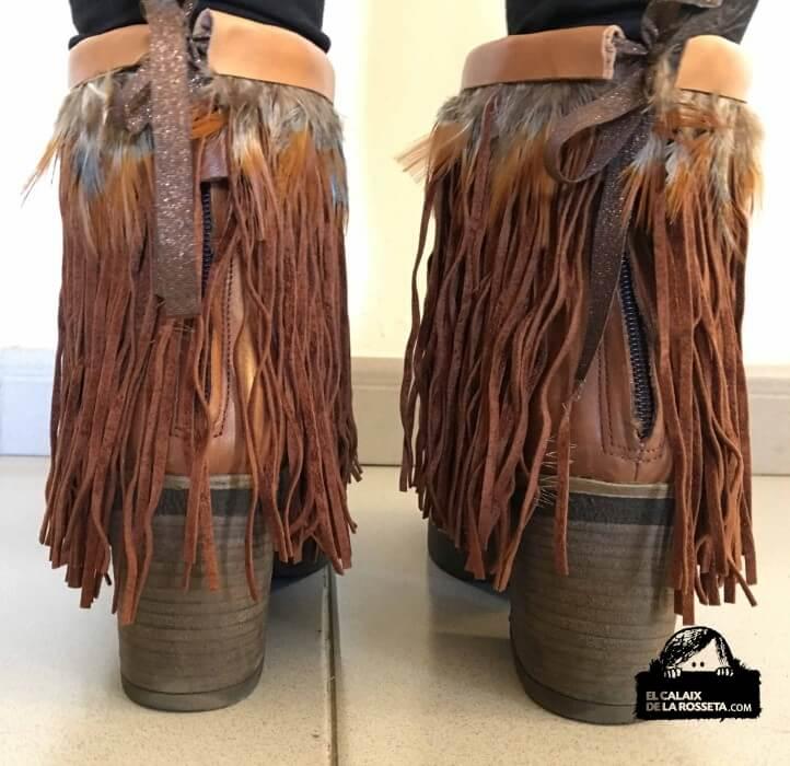 Cubrebotas para mis botas de tacón