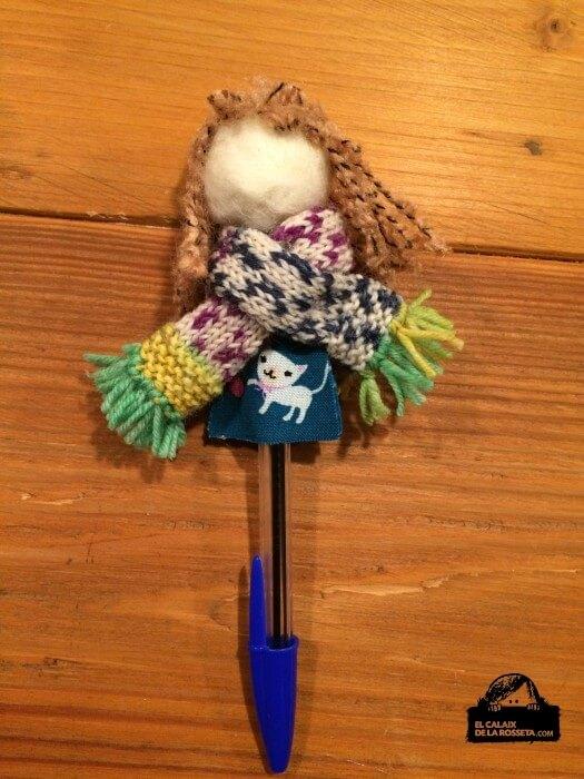 Bolígrafo decorado para Neus por su cumple