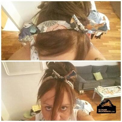 Cintas para el pelo con alambre